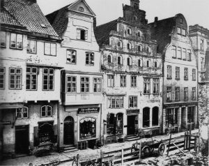 Alte Ratsapotheke 1868