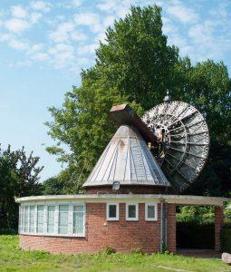 Radioteleskop an der Uni-Kiel