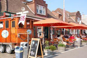 Schiffercafé, Kiel-Holtenau