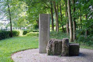 """""""Arbeits- und Erziehungslager"""" Monument"""