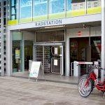 Cycleways in Kiel