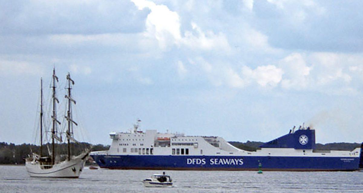 Der Kieler Ostuferhafen