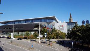 Die Sparkassen-Arena