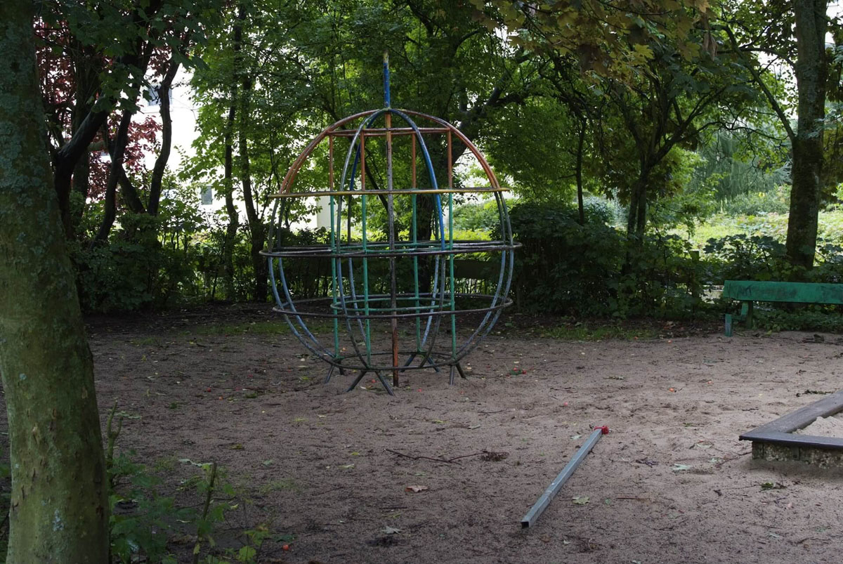 Spielplatz Thorwaldsenpfad