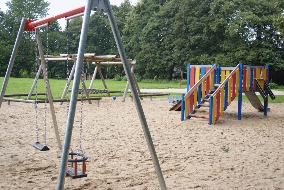 Spielplatz – Forstbaumschule Feldstraße