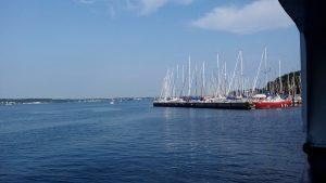 Yachthafen Möltenort