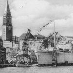 Urban development of Kiel