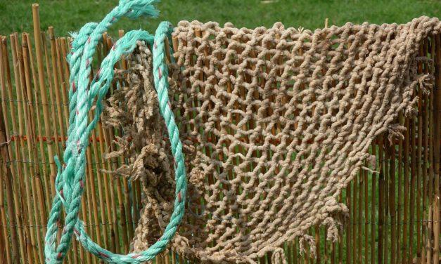 Upcycling – Milchtüten und Fischereinetzen neues Leben geben