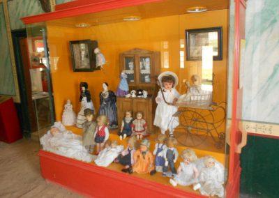 Antike Spielsachen
