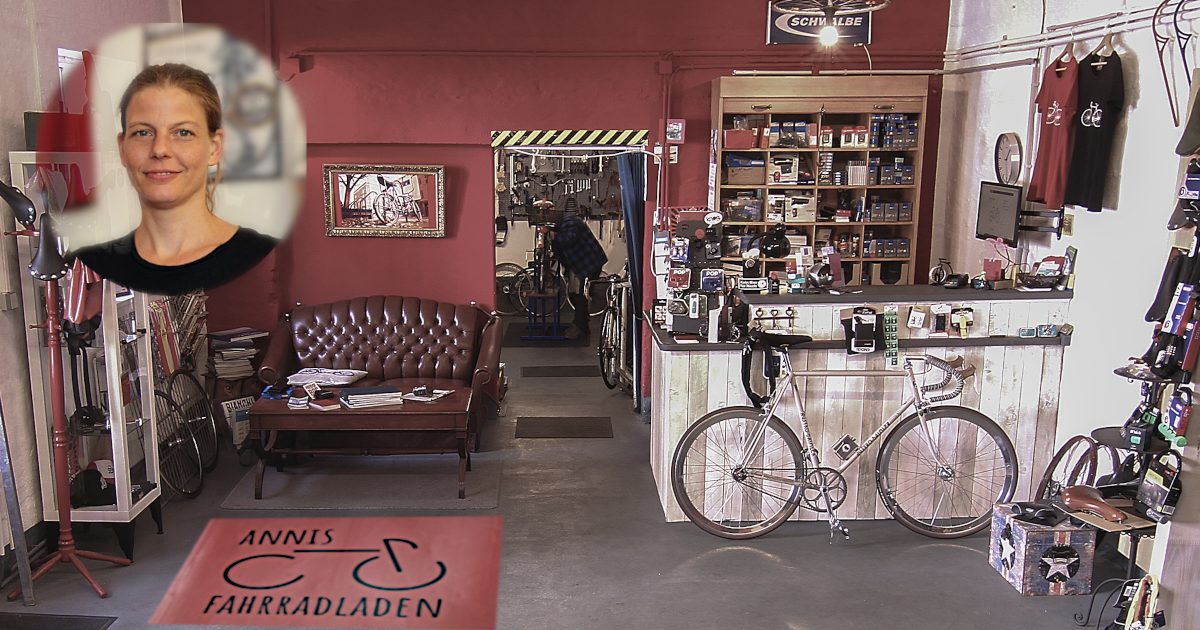 """""""Annis"""" Bicycleshop – Passion for Screws and Two-Wheelers"""