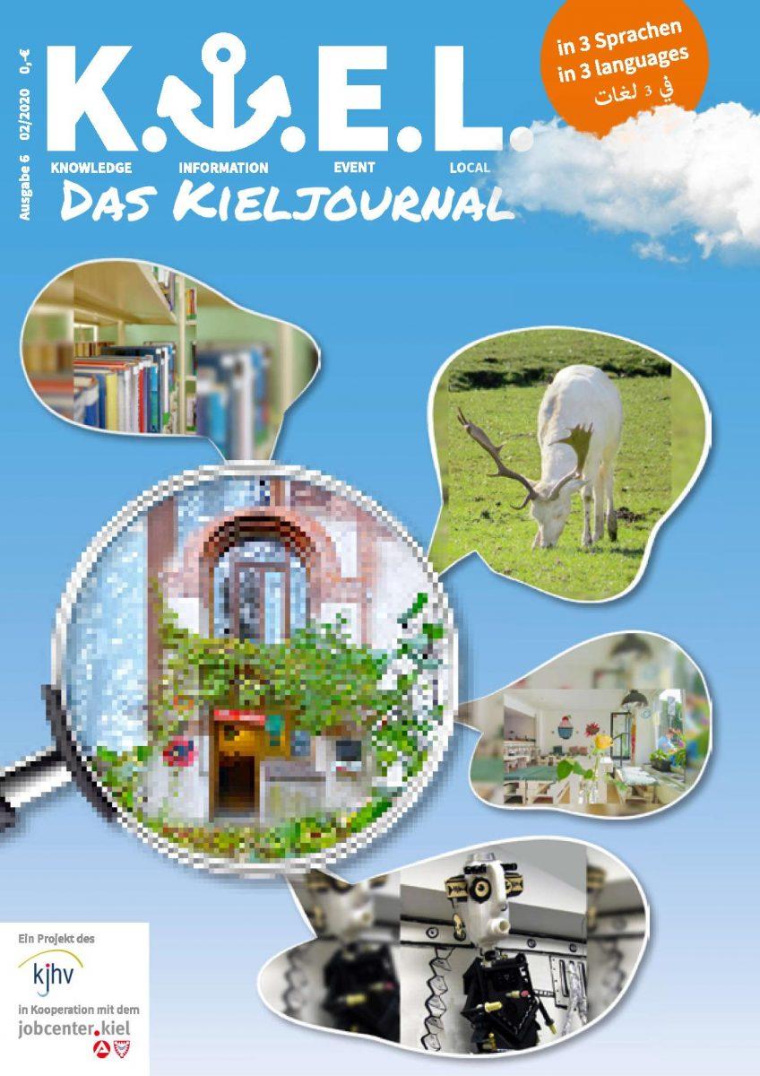 K.I.E.L. – Das Kieljournal – Aktuelle Ausgabe