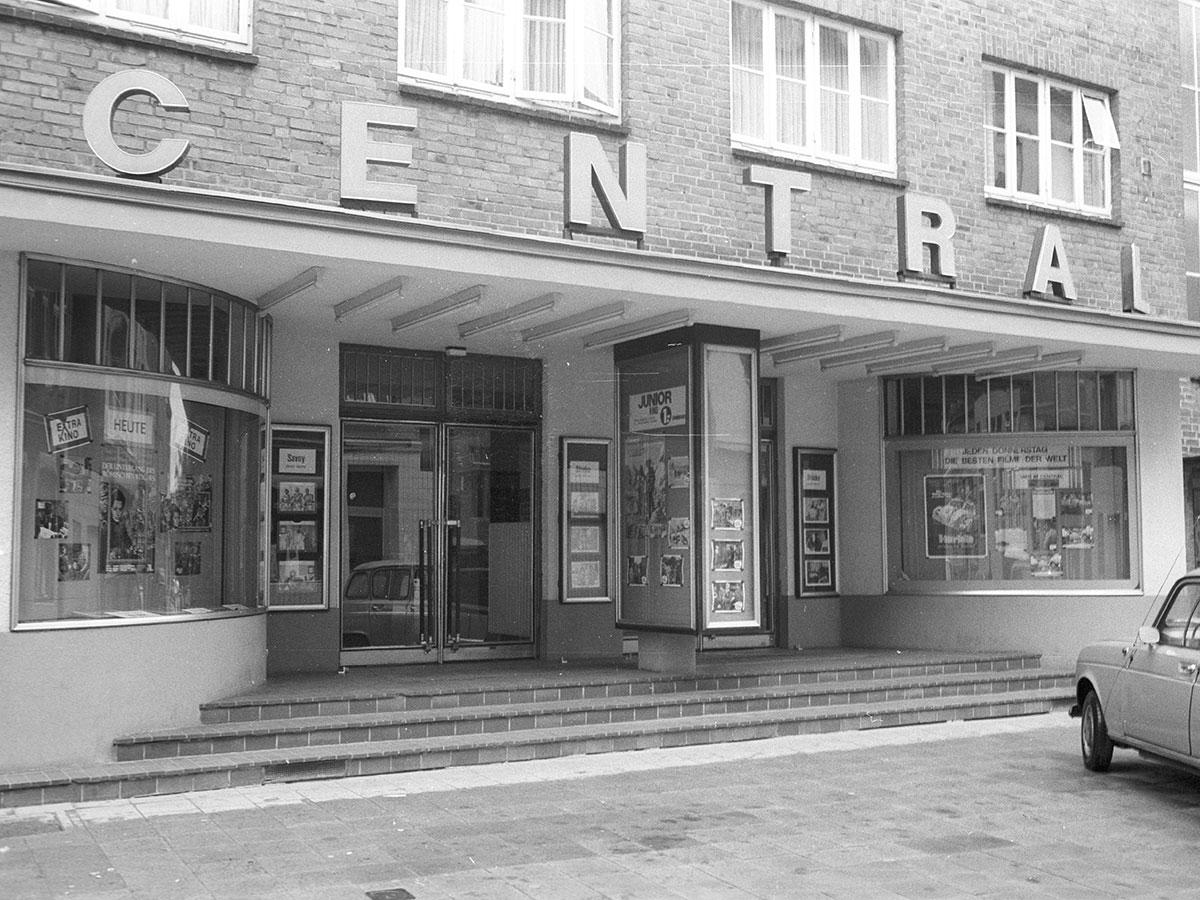 Central Kino, Eckernförder Str. 20, Kiel
