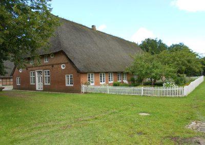 Die Häuser stehen im Sommer zur Besichtigung offen