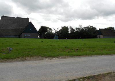 Eine weitere Windmühle