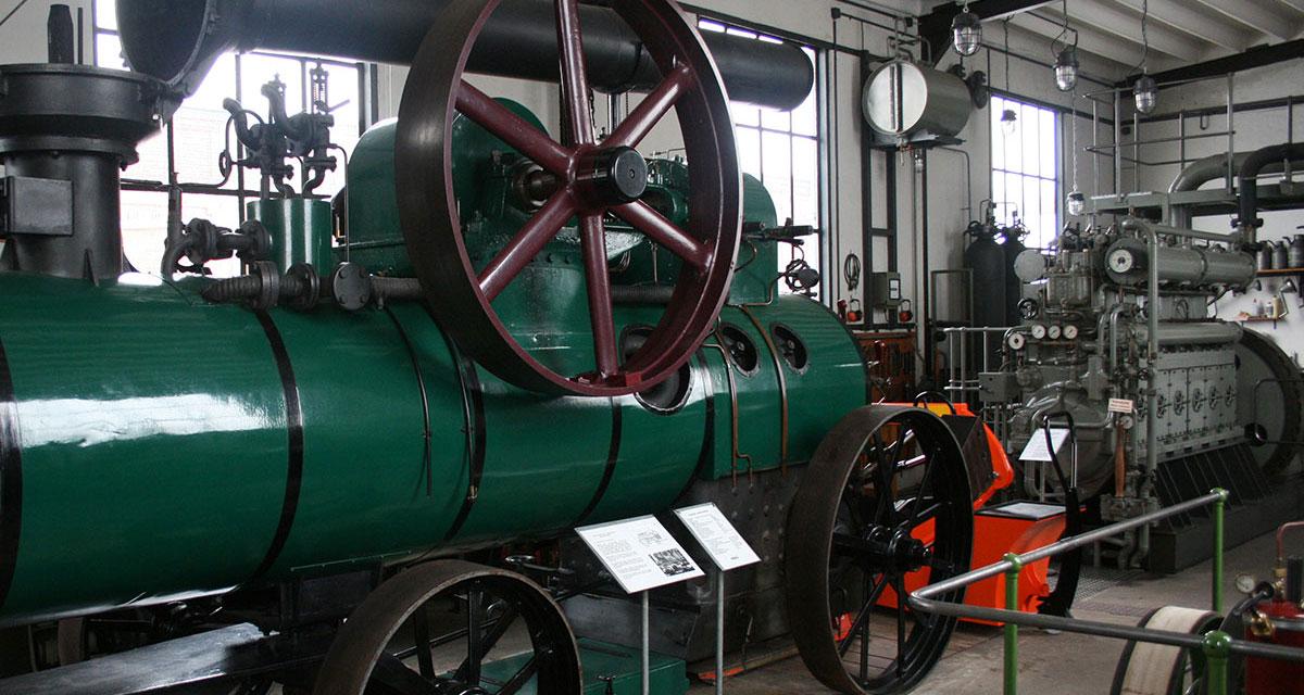 Bohn & Kähler – Dieselmotoren aus Kiel