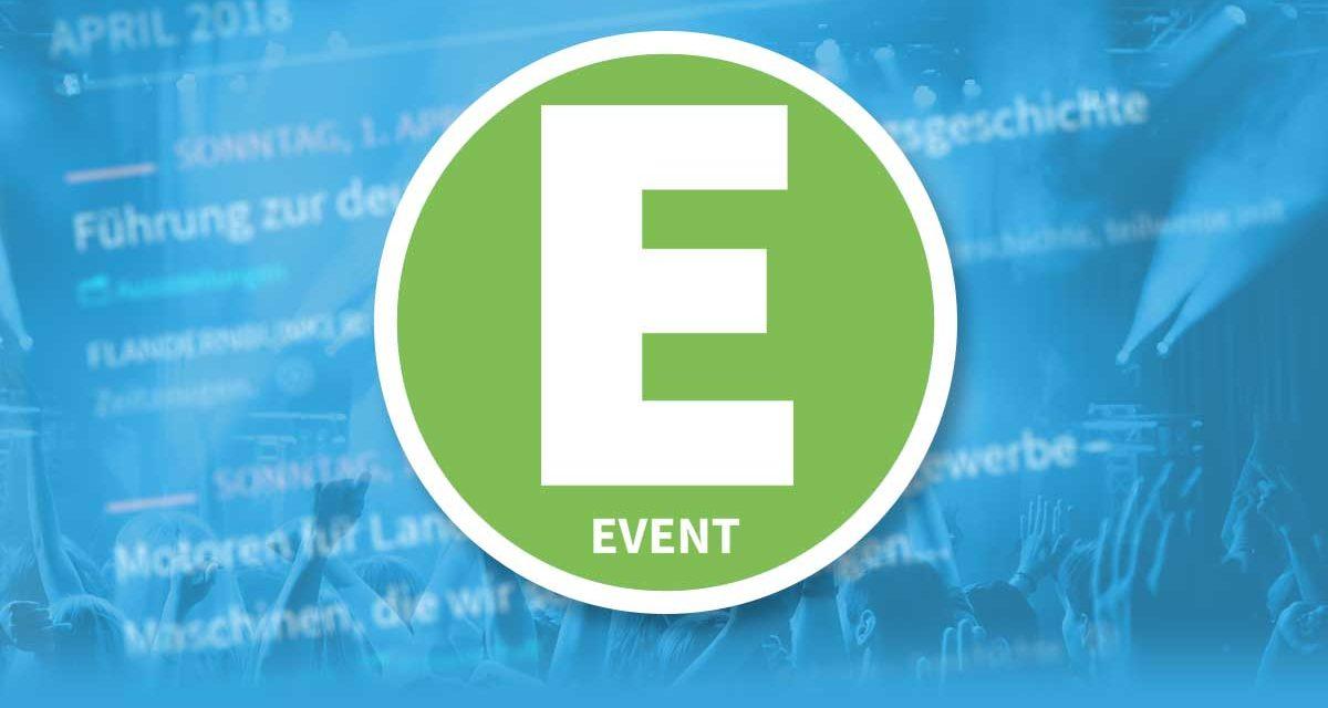 Veranstaltungs-Tipps