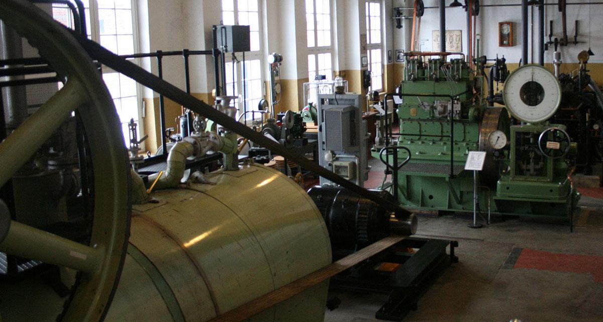 Maschinenmuseum Kiel-Wik