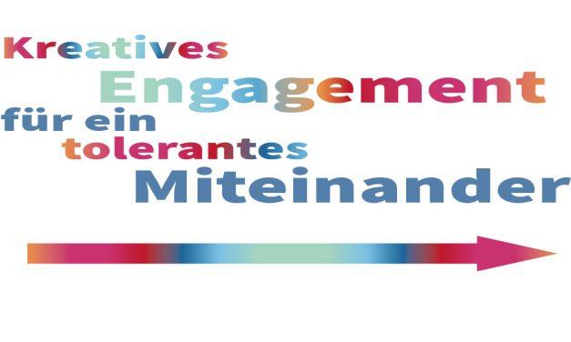 Kreatives Engagement für ein tolerantes Miteinander